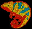 Afrikanisches Chamäleon - Fell 1340000002